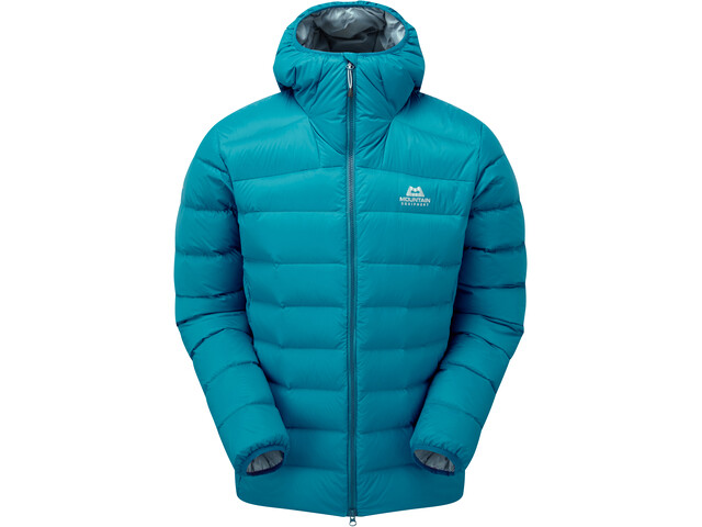 Mountain Equipment M's Skyline Hooded Jacket Tasman Blue